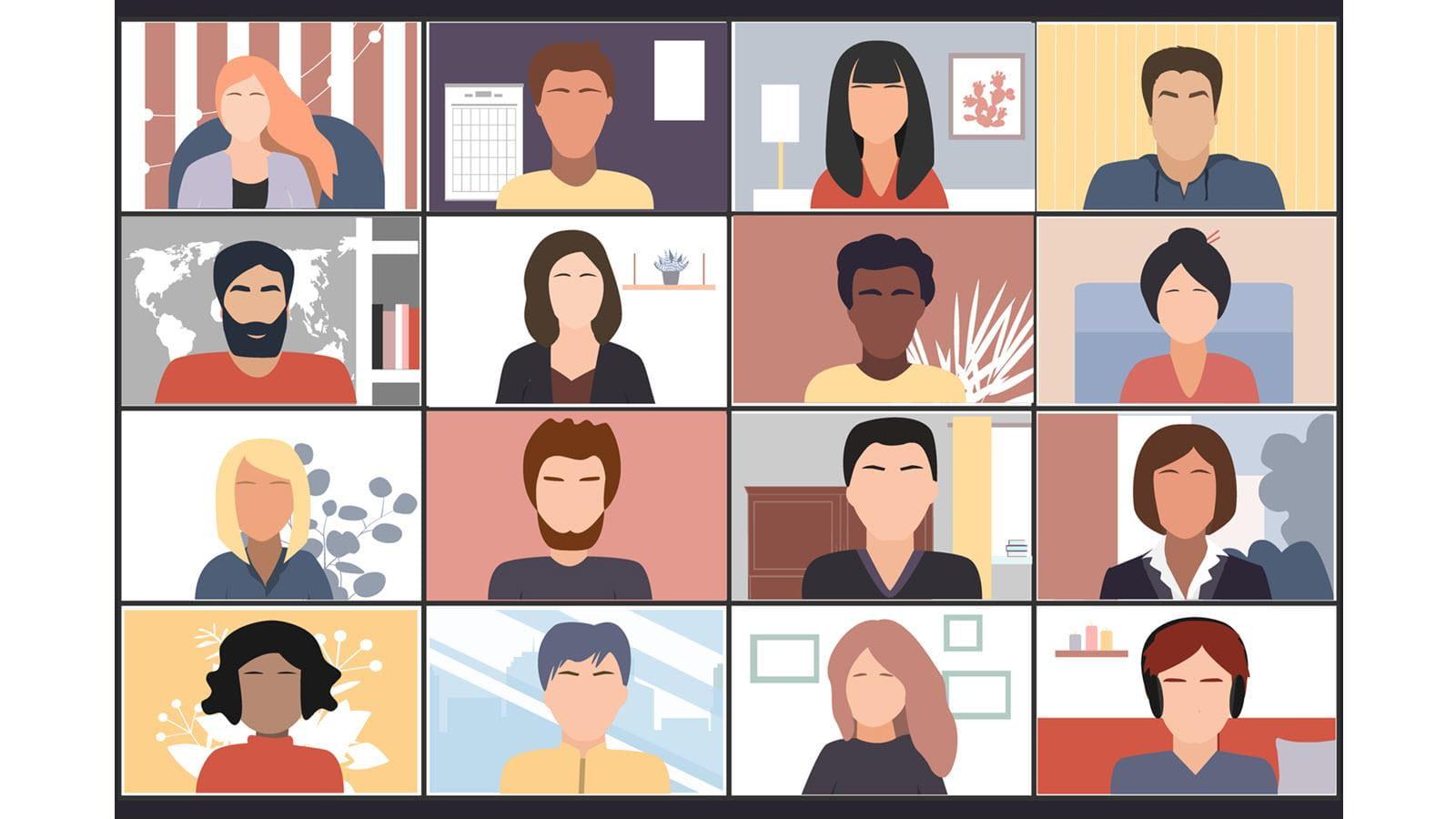 Planlegging av en virtuell Rare Disease Day